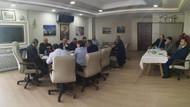 Belediye Meclisi'nde CHP'li üyeler böyle dışlandı