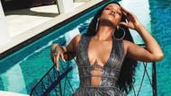 Rihanna ünlü moda dergisinin mayıs kapağında