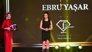 Ebru Yaşar'ın 16 bin liralık ekonomik çizmesi