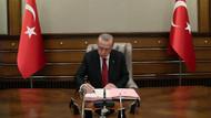 Erdoğan aralarında Galatasaray ve Uludağ'ın da bulunduğu 9 üniversiteye rektör atadı