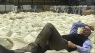 Mahmut Tanal 17 gün sonra ilk kez yatağında uyudu (ÖZEL HABER)