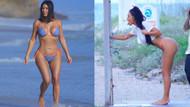 Kim Kardashian Türk markasını tercih etti