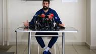 Volkan Demirel: Hasan Şaş'a koskoca adam olduğunu anlatmaya çalıştım