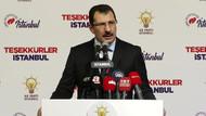 AK Parti Genel Başkan Yardımcısı Yavuz'dan önemli açıklamalar