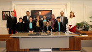 Fatma Şahin koltuğunu Zelal'e devretti
