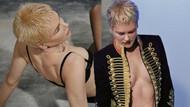 Nicole Kidman kısa saçlı ve seksi haliyle şaşırttı
