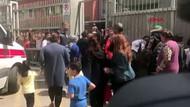 Güngören'de okulda deney sırasında patlama