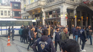 Taksim'de Soma Holding patronu Can Gürkan'ın tahliyesini protesto eylemi öncesi gözaltılar var