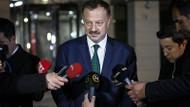 AKP'nin YSK Temsilcisi Recep Özel'den sandık görevlisi açıklaması
