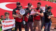 Kadıköy'de motorculardan çocuk istismarına tepki