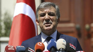 Saraydan eski Cumhurbaşkanı Abdullah Gül'e sansür