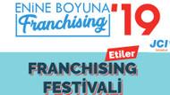 Enine Boyuna Franchising Festivali yarın İSO'da