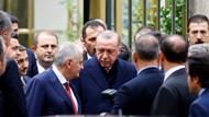 Akp'nin, Dolmabahçe'deki seçim toplantısı sona erdi