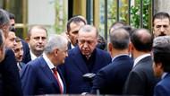 Dolmabahçe'de Erdoğan ve bakanları seçim değerlendirmesi yaptı