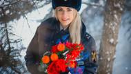 Rusya'da Ulusal Muhafızlar Birliği'nin en güzel kadınları belirlendi