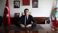 Bingöl'de AK Parti'li Erdal Arıkan göreve başladı