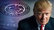 Trump: Fed faizi indirmeli, sıkılaşmayı durdurmalı
