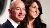 Amazon'un sahibi Jeff Bezos boşanacağı eşine tarihi nafaka ödeyecek
