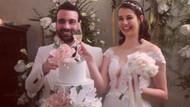 Sezgi Sena Akay ile Emir Hasoğlu evlendi