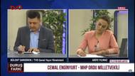 MHP'li vekil Cemal Enginyurt'tan flaş sözler: AKP kaybetti!