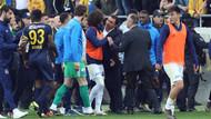 Ankaragücü-Fenerbahçe maçında ortalık karıştı! Derbi öncesi kırmızı kart şoku…