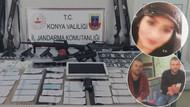 Konya'da sevgilisi tarafından dövülen kadın 15 kişilik çeteyi çökertti