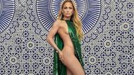 Jennifer Lopez prova yaptı, nişanlısı paylaştı