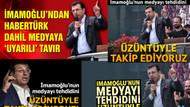 Demirören'in Hürriyet ve CNN Türk'ü, Ciner'in Habertürk'ü İmamoğlu'na tavır aldı, NTV topa girmedi