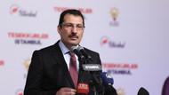 AKP: İstanbul'da seçimin yenilenmesini isteyeceğiz