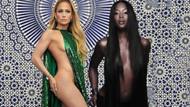 Jennifer Lopez, Naomi Campbell'ı mı taklit ediyor
