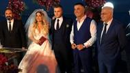 Sedat Peker Kibariye'nin kızının nikah şahidi oldu
