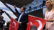 Ekrem İmamoğlu Bakırköy'deki miting alanında