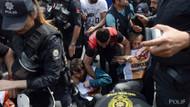Gözaltına alınanların sayısı 127'e yükseldi