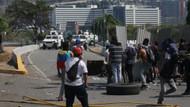 Son Dakika: Venezuela'da darbe bastırıldı 1 kişi öldü