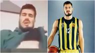 Fenerbahçeli Nikola Kalinic'in mastürbasyon videosu ifşa oldu!