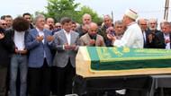 Ahmet Davutoğlu, AK Parti'li eski vekilin babasının cenazesine katıldı