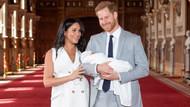 İngiliz basınından şaşırtan iddia: Meghan bebeğe kedisinin ismini verdi