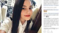 21 yaşındaki genç pilot,sosyal medya paylaşımlarıyla herkesi şaşırtıyor