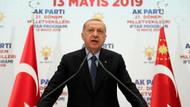 Erdoğan: Cevap çok basit çünkü oyları çaldılar