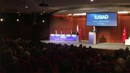 TÜSİAD Yüksek İstişare Konseyi toplantısında Başkan Özilhan'ın hangi sözleri alkış aldı?