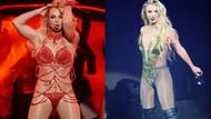 Britney Spears sahnelere veda edebilir