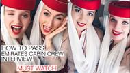 Emirates Havayolları 74 Bin Lira maaşla kabin ekibi arıyor