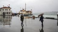 Marmara'da aralıklı sağanak bekleniyor
