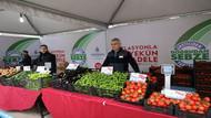 İBB'nin tanzim satışında domatesten 4.5 milyon lira zarar