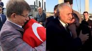 Köprüdeki olaya reklam diyenlere Davutoğlu ekibinden flaş yanıt