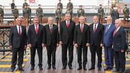 Samsun'daki o fotoğrafta flaş detay: Bahçeli ve Kılıçdaroğlu gerilimi: Selam da yok tokalaşma da..