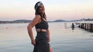 93 kilo veren Pelin Öztekin'den bikinili poz