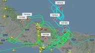 Uçaklar rüzgardan inemiyor ama, THY Müdürüne göre anormal durum yok
