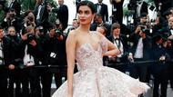 72. Cannes Film Festivali'nde kırmızı halıda bir Türk markası