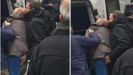 Kadın eylemciyi gözaltına alırken taciz eden polise dava